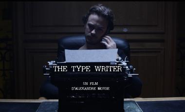 Visueel van project The Type Writer 2ème partie