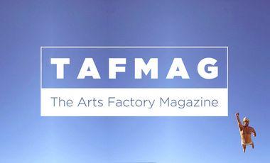 Visueel van project TAFMAG sort son premier numéro papier !