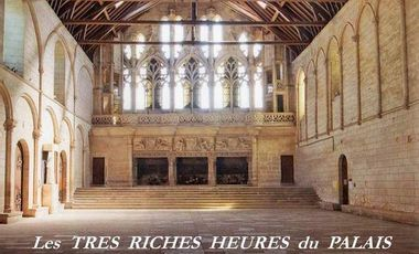 Project visual LES TRES RICHES HEURES DU PALAIS