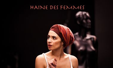 Project visual HAINE DES FEMMES