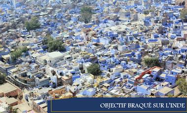 Visuel du projet Objectif braqué sur l'Inde