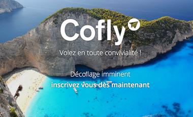 Visuel du projet Cofly - Partageons le ciel