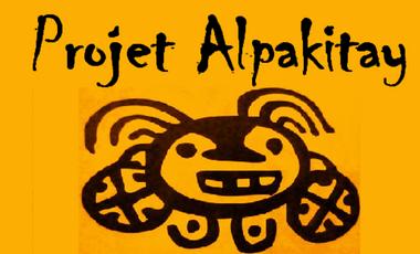 Visuel du projet Projet Alpakitay - un échange qui (nous) change