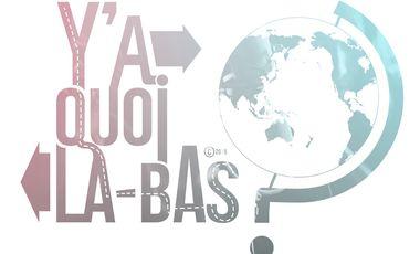 Project visual Y'A QUOI LA-BAS ?
