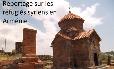 Project visual Financez notre enquête en Arménie sur les réfugiés syriens !