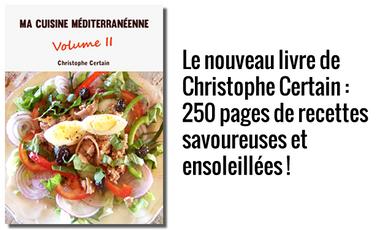 Visuel du projet Ma cuisine méditerranéenne Volume 2