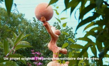 """Project visual Participer à l'essor du jardin bio-solidaire """"des Panrées"""""""
