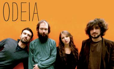 Visuel du projet ODEIA - 1er Album !