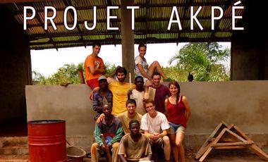 Visuel du projet Projet AKPÉ: Une école pour Gblainvié, Togo - Chantier Solidaire