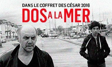 Visueel van project Dos à la mer dans le coffret des César 2016