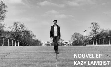 Visueel van project Kazy Lambist - Nouvel EP