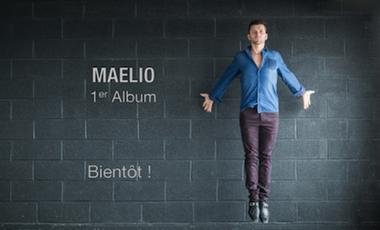 Project visual Maelio - 1er ALBUM