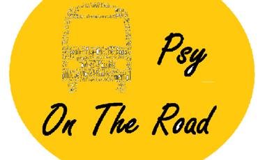 Visueel van project Psy, On The Road!