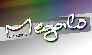 Visuel du projet MEGALO MAGAZINE