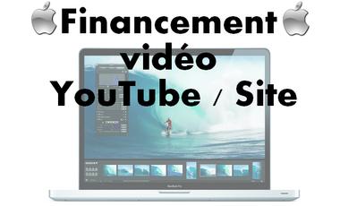 Project visual Financement vidéo YouTube / Site Signe2Mains