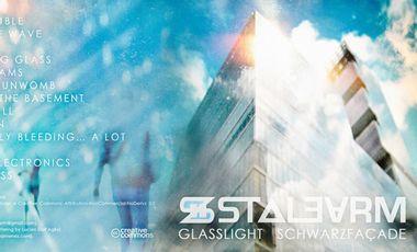 "Visuel du projet ""Glasslight Schwarzfaçade"""