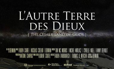 Visuel du projet L'Autre Terre des Dieux (The Other land of Gods)