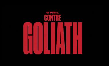 Visueel van project Cyril against Goliath
