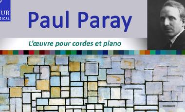 Visueel van project Paul Paray: l'oeuvre pour cordes et piano