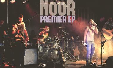 Visueel van project NOOR - 1er EP