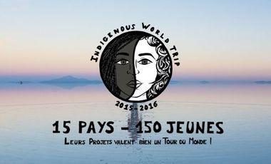 Visueel van project 15 Pays - 150 Jeunes, le Tour du Monde des Innovations