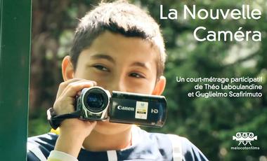 Visueel van project La Nouvelle Caméra