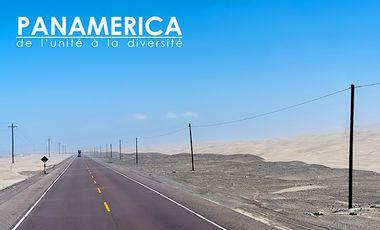 Project visual Panamérica - De l'unité à la diversité