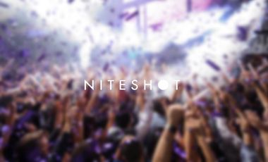 Visueel van project NITESHOT, l'appli night life !