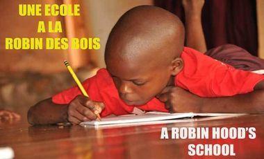 Visuel du projet Rugrats, une école à la Robin des Bois!