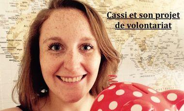 Visueel van project Cassi et son projet de volontariat