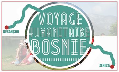 Visueel van project Solidarité en Bosnie