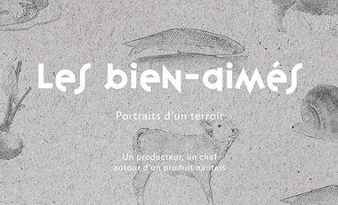 Project visual Les bien-aimés, livre de portraits