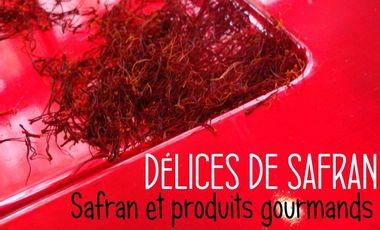 Project visual Délices de Safran