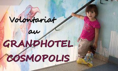 Visueel van project Volontariat  au GrandHotel Cosmopolis