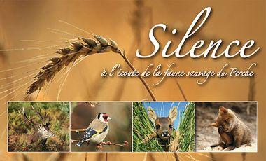 Visueel van project Silence le livre photos de nature