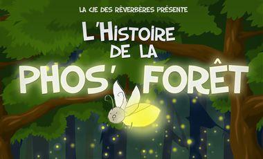 Project visual l'Histoire de la Phos'Forêt
