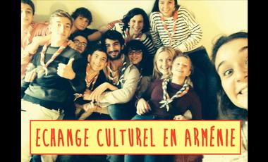 Visueel van project De Paris à Erevan: échange interculturel