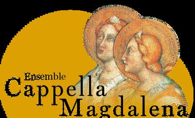 Visueel van project Album Cappella Magdalena 5 voix de femmes Musique de la Renaissance.