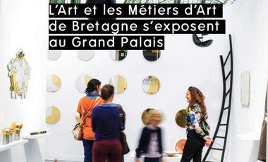 Visueel van project L'Art et les Métiers d'Art de Bretagne s'exposent  au Grand Palais