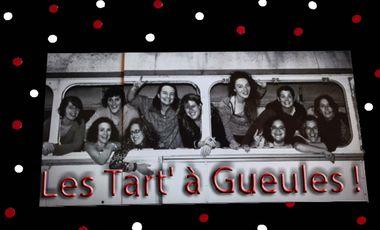 Visueel van project Les tart'à gueules, chorale féminine engagée