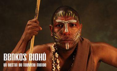 Visuel du projet Benkos Bioho, un destin du Nouveau Monde photographies : André Laurens