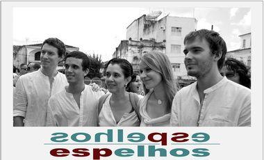 Project visual  CD - ESPELHOS - canções portuguesas