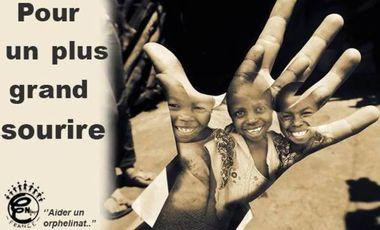Visueel van project Solidarité pour un orphelinat au Kenya