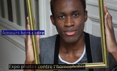 Project visual Amours hors cadre / Expo photos contre l'homophobie