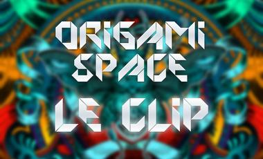 Visueel van project ORIGAMI SPACE - LE CLIP: Réalisez le avec nous!