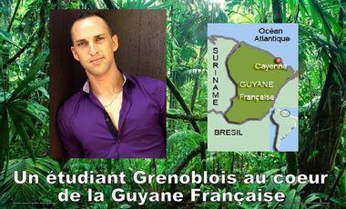 Visueel van project Mission humanitaire au cœur de la Guyane Française