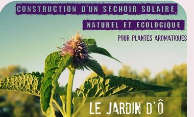Visueel van project Un séchoir solaire au Jardin d'ô