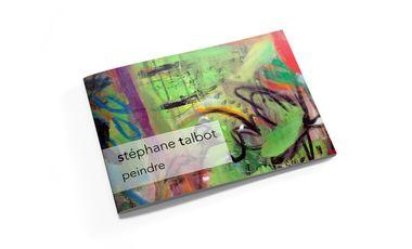 Project visual « Peindre », l'abstrait avec les mots d'un peintre