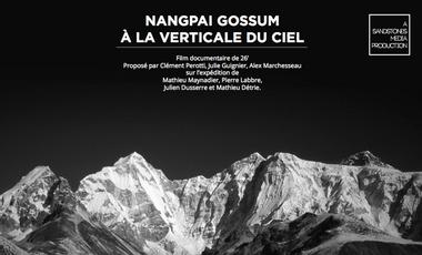 Visueel van project Documentaire - Nangpai Gossum, à la verticale du ciel