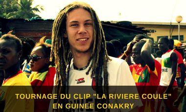 """Project visual """"La Rivière Coule"""" jusqu'à Conakry !"""